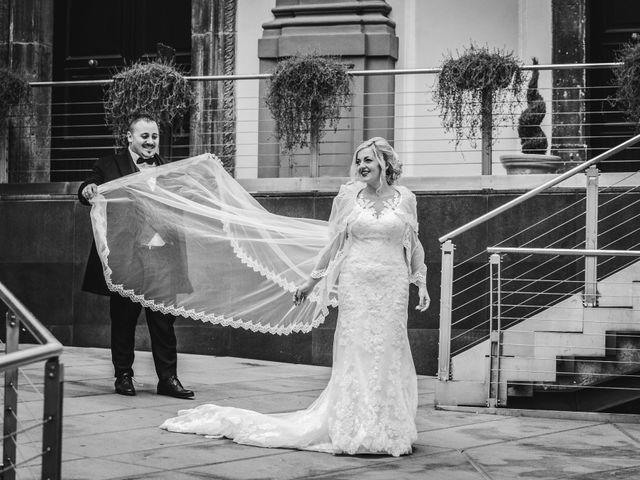 Il matrimonio di Emanuele e Valentina a Bacoli, Napoli 2
