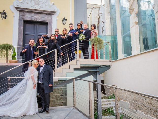 Il matrimonio di Emanuele e Valentina a Bacoli, Napoli 145