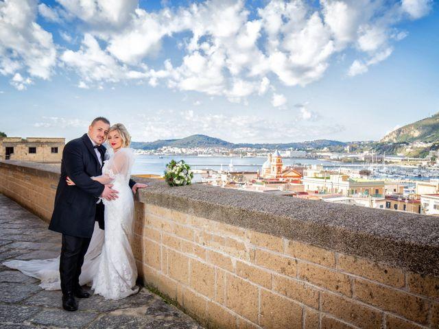Il matrimonio di Emanuele e Valentina a Bacoli, Napoli 149