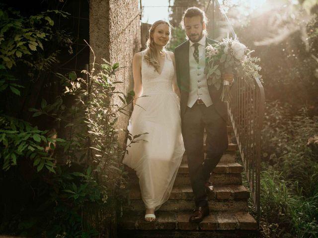 Le nozze di Noora e Luca