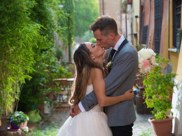 Il matrimonio di Ivan e Federica a Roma, Roma 13