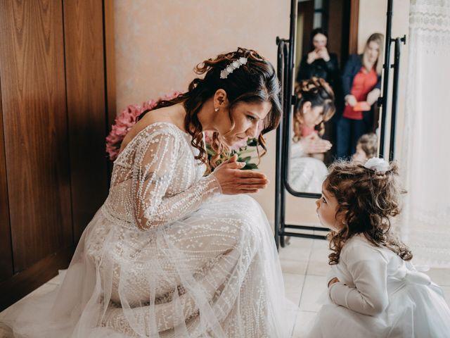 Il matrimonio di Fabio e Federica a Aquino, Frosinone 7