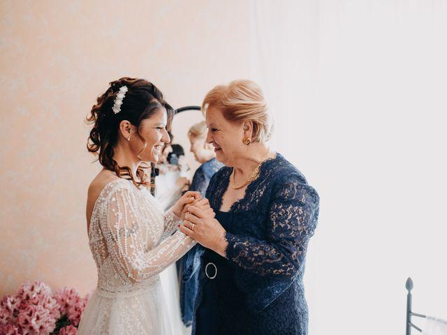 Il matrimonio di Fabio e Federica a Aquino, Frosinone 8