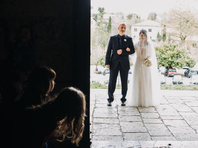 Il matrimonio di Fabio e Federica a Aquino, Frosinone 14