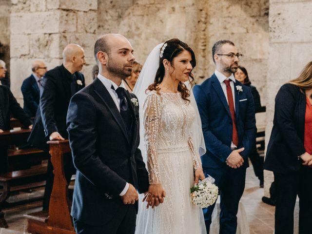 Il matrimonio di Fabio e Federica a Aquino, Frosinone 15