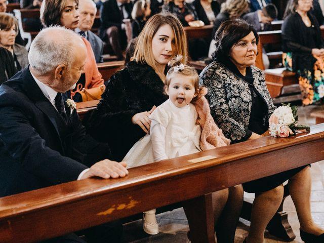 Il matrimonio di Fabio e Federica a Aquino, Frosinone 16