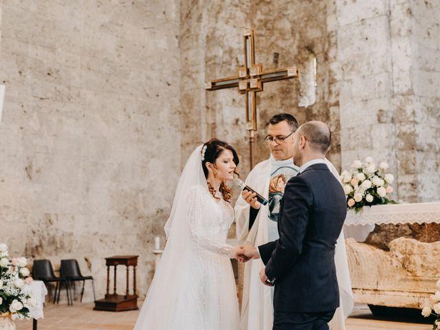 Il matrimonio di Fabio e Federica a Aquino, Frosinone 17