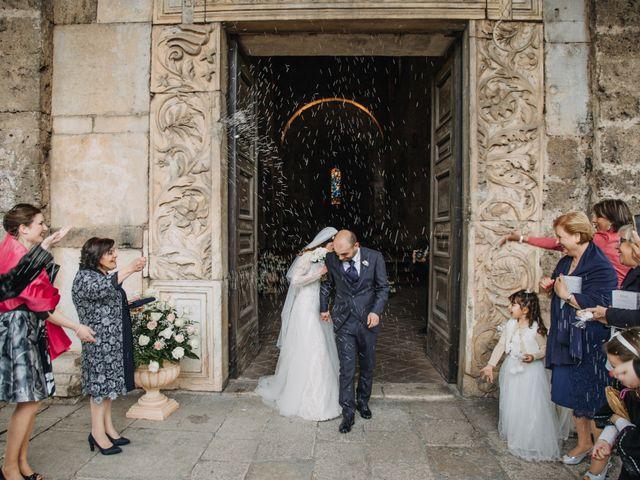 Il matrimonio di Fabio e Federica a Aquino, Frosinone 19