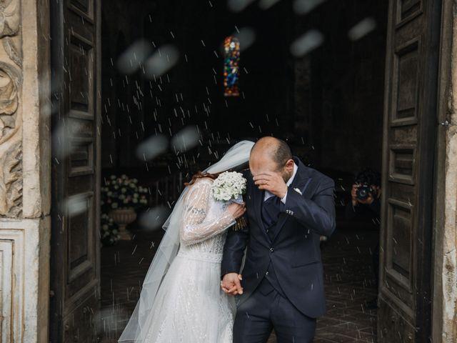Il matrimonio di Fabio e Federica a Aquino, Frosinone 20