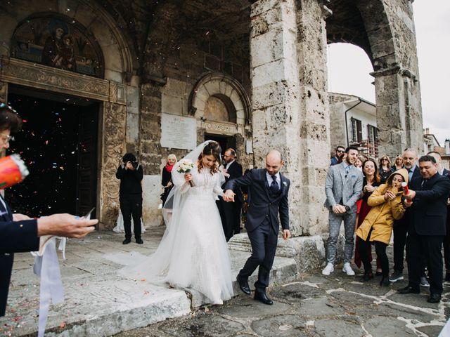 Il matrimonio di Fabio e Federica a Aquino, Frosinone 21