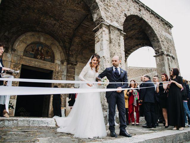 Il matrimonio di Fabio e Federica a Aquino, Frosinone 22