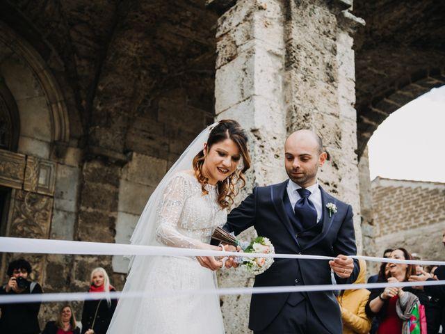 Il matrimonio di Fabio e Federica a Aquino, Frosinone 23