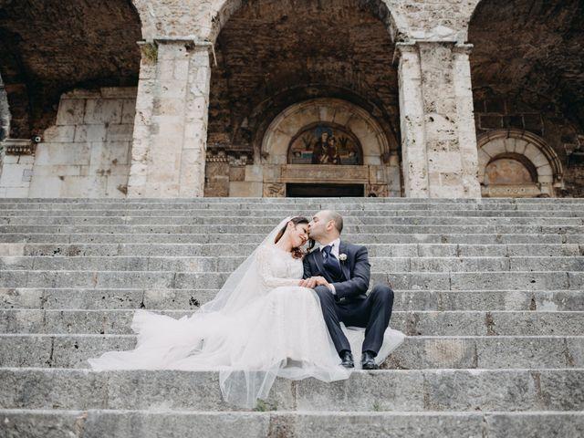Il matrimonio di Fabio e Federica a Aquino, Frosinone 26