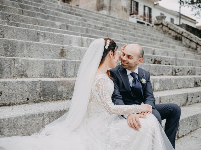 Il matrimonio di Fabio e Federica a Aquino, Frosinone 27