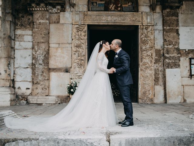 Il matrimonio di Fabio e Federica a Aquino, Frosinone 30
