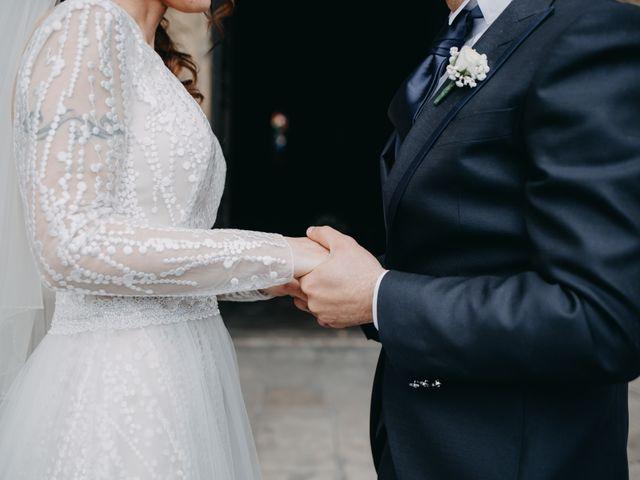 Il matrimonio di Fabio e Federica a Aquino, Frosinone 31