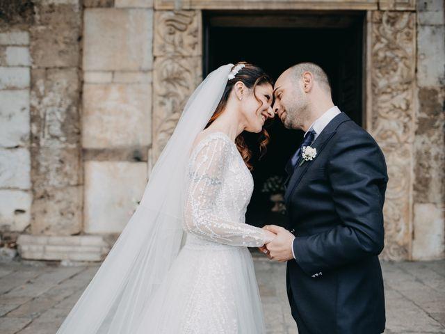 Il matrimonio di Fabio e Federica a Aquino, Frosinone 32