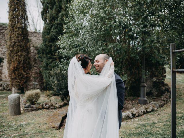 Il matrimonio di Fabio e Federica a Aquino, Frosinone 34