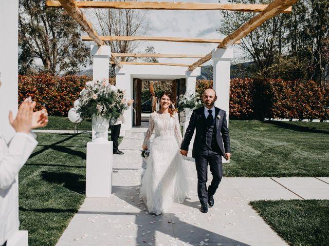 Il matrimonio di Fabio e Federica a Aquino, Frosinone 35