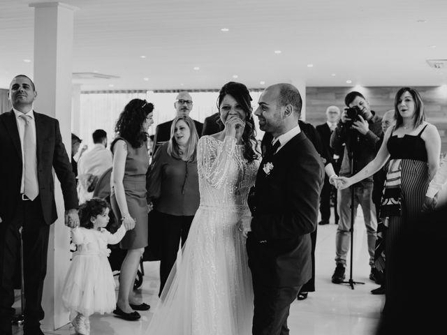 Il matrimonio di Fabio e Federica a Aquino, Frosinone 39
