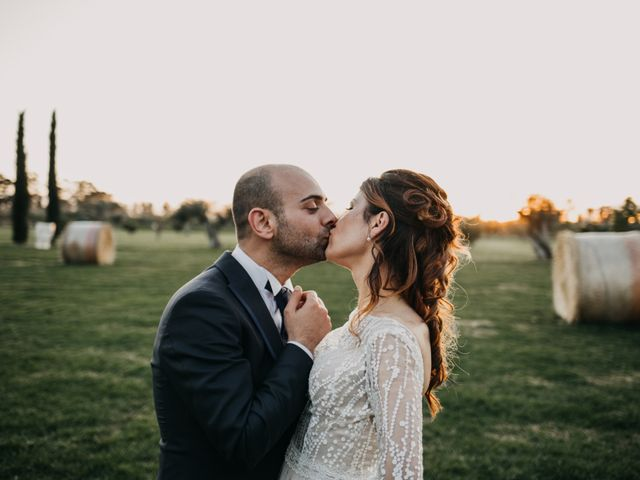 Il matrimonio di Fabio e Federica a Aquino, Frosinone 49