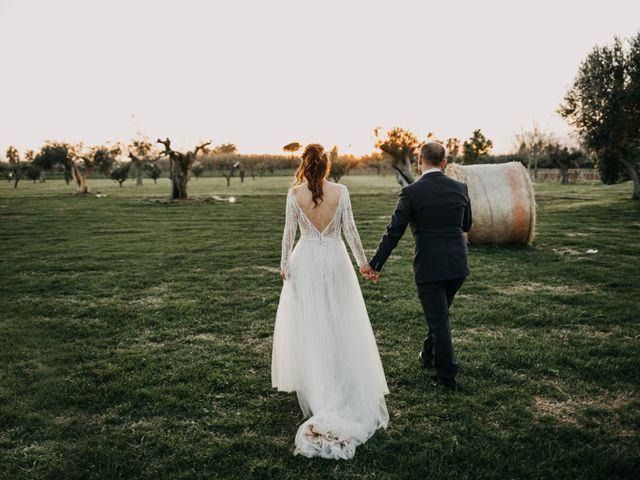 Il matrimonio di Fabio e Federica a Aquino, Frosinone 50