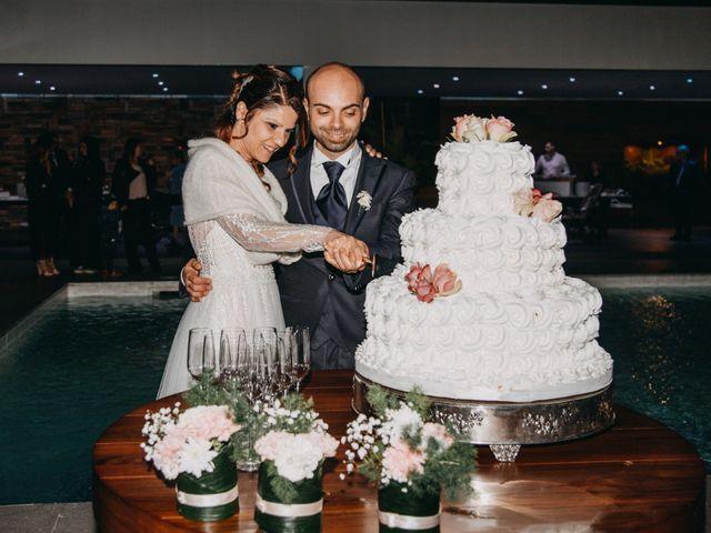 Il matrimonio di Fabio e Federica a Aquino, Frosinone 53