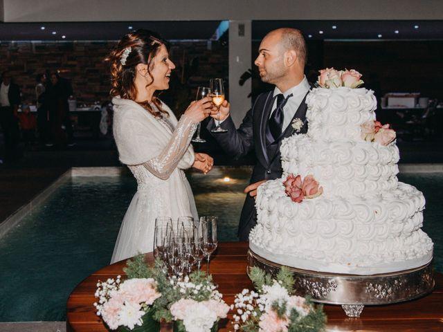 Il matrimonio di Fabio e Federica a Aquino, Frosinone 54
