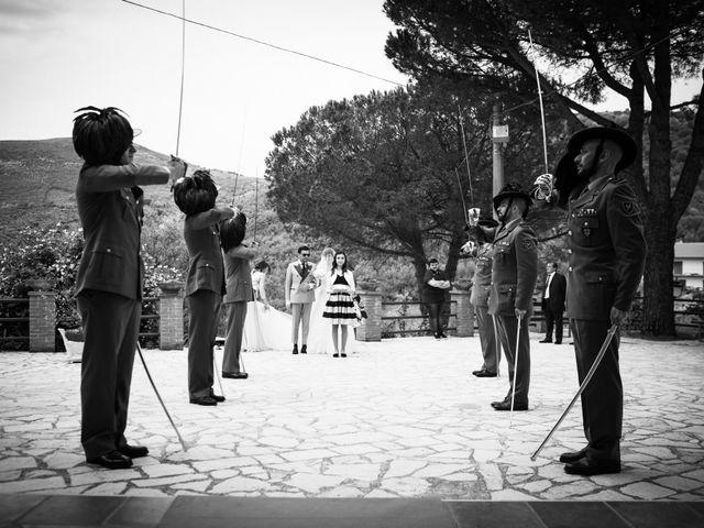 Il matrimonio di Franco e Carmen a Airola, Benevento 1