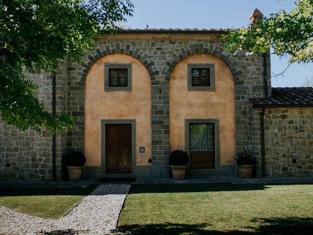 Il matrimonio di Andrea e Georgiana a Cortona, Arezzo 3