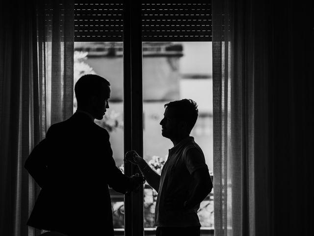 Il matrimonio di Andrea e Georgiana a Cortona, Arezzo 6