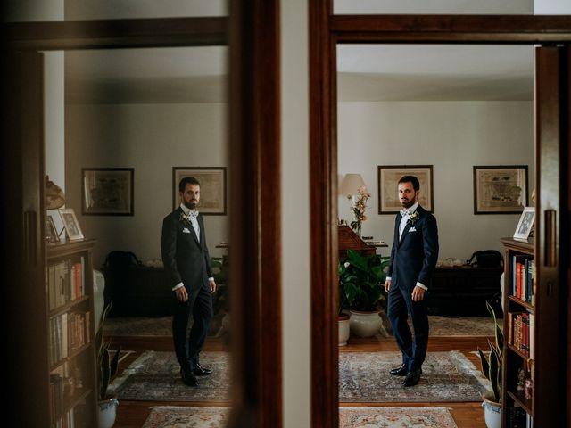 Il matrimonio di Andrea e Georgiana a Cortona, Arezzo 11