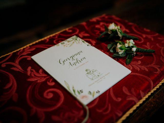 Il matrimonio di Andrea e Georgiana a Cortona, Arezzo 15