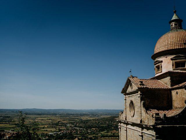 Il matrimonio di Andrea e Georgiana a Cortona, Arezzo 16
