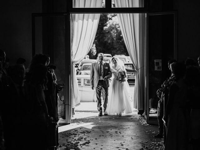 Il matrimonio di Andrea e Georgiana a Cortona, Arezzo 26