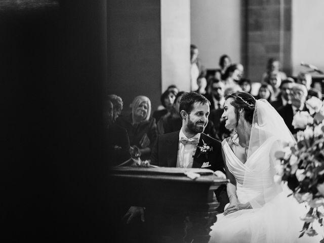 Il matrimonio di Andrea e Georgiana a Cortona, Arezzo 28