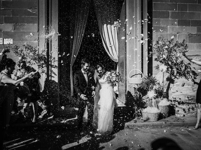 Il matrimonio di Andrea e Georgiana a Cortona, Arezzo 34