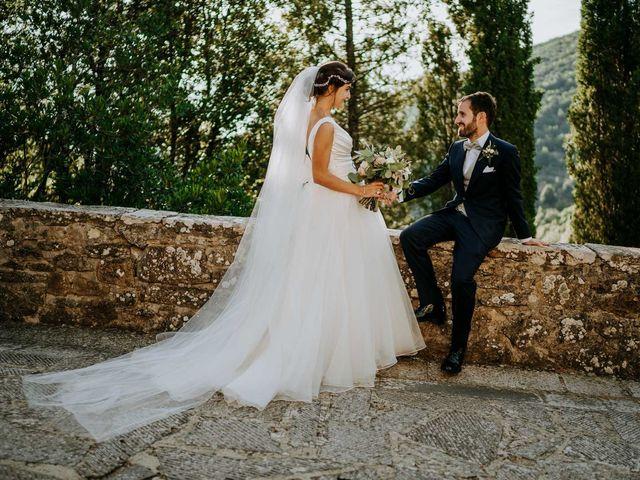 Il matrimonio di Andrea e Georgiana a Cortona, Arezzo 35