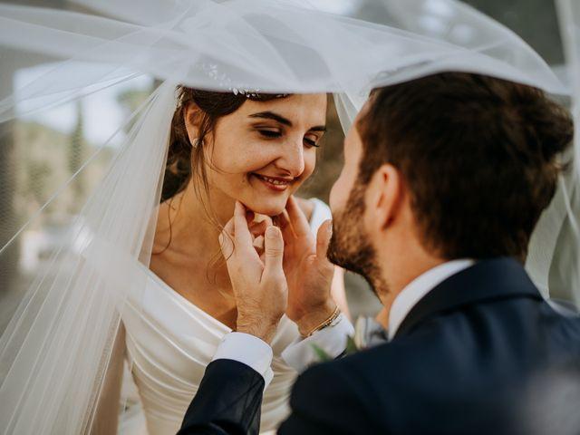 Il matrimonio di Andrea e Georgiana a Cortona, Arezzo 36