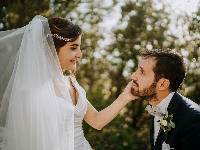 Il matrimonio di Andrea e Georgiana a Cortona, Arezzo 37