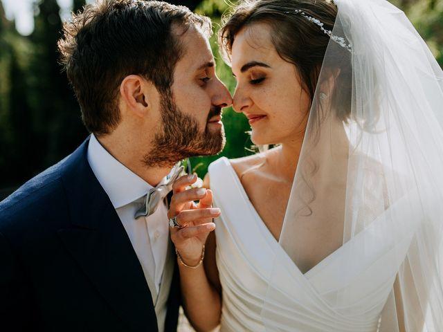 Il matrimonio di Andrea e Georgiana a Cortona, Arezzo 39