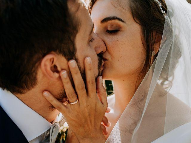 Il matrimonio di Andrea e Georgiana a Cortona, Arezzo 40