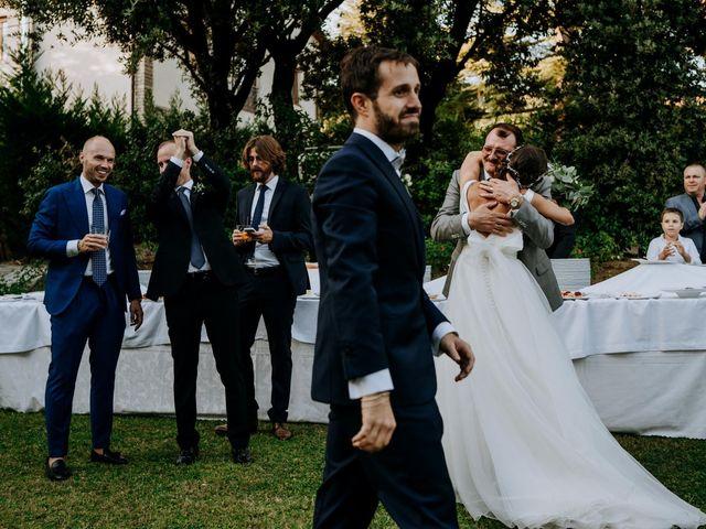 Il matrimonio di Andrea e Georgiana a Cortona, Arezzo 47