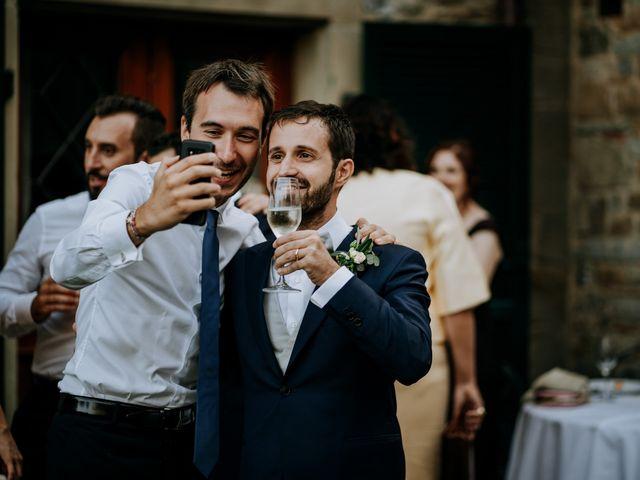 Il matrimonio di Andrea e Georgiana a Cortona, Arezzo 48