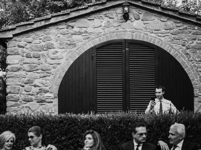 Il matrimonio di Andrea e Georgiana a Cortona, Arezzo 49