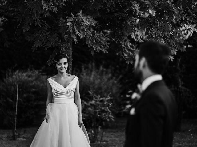 Il matrimonio di Andrea e Georgiana a Cortona, Arezzo 53