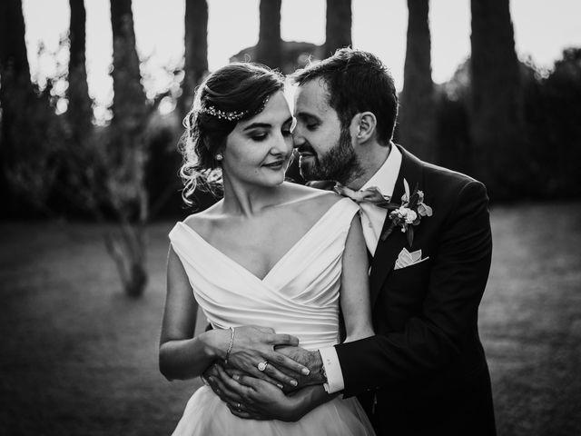 Il matrimonio di Andrea e Georgiana a Cortona, Arezzo 54