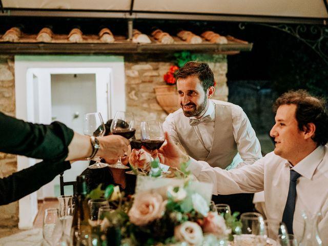 Il matrimonio di Andrea e Georgiana a Cortona, Arezzo 67