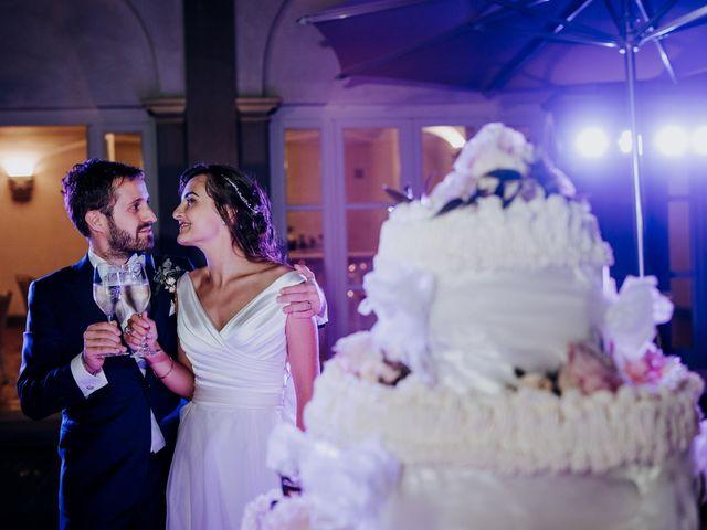 Il matrimonio di Andrea e Georgiana a Cortona, Arezzo 69