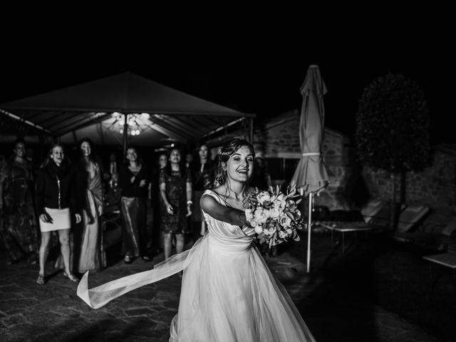 Il matrimonio di Andrea e Georgiana a Cortona, Arezzo 71